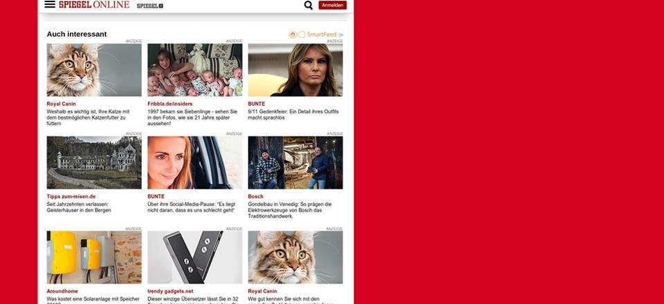 Native Advertising bei Spiegel Online