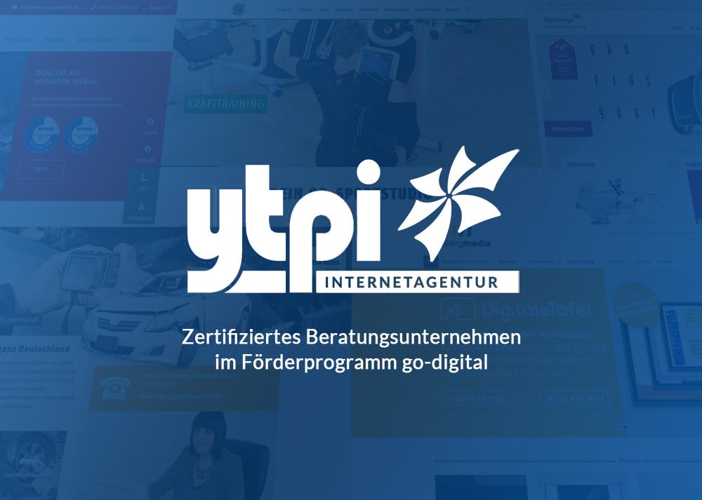 Zertifiziertes go-digital Unternehmen